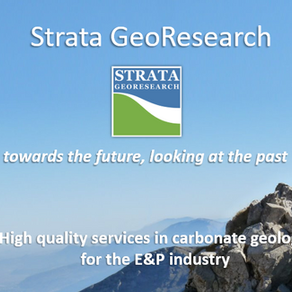Strata GeoResearch: a new firm in carbonate geology to support E&P