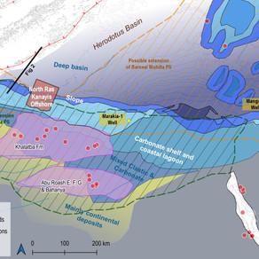 The North Ras Kanayis Offshore block in the underexplored Herodotus Basin (East Mediterranean)