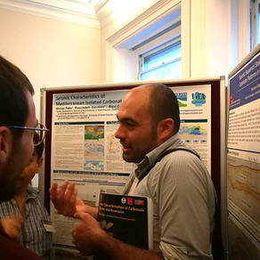 """Back home from the """"Seismic Characterisation of Carbonate Platforms and Reservoirs"""" Conference"""
