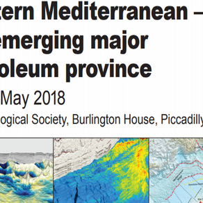 Strata GeoResearch joining the Eastern Mediterranean, an emerging major petroleum province