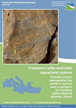 Cretaceous rudist-dominated depositional