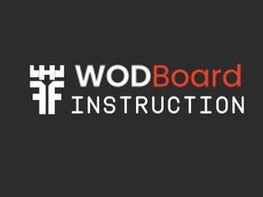 WodBoard Instruction FF1 - Adding children, booking them into a class & Buying a freshers class pass