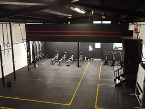 CrossFit FFH | Opening Date 12th APRIL