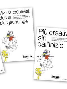 Lapurla – Kreativer von Anfang an