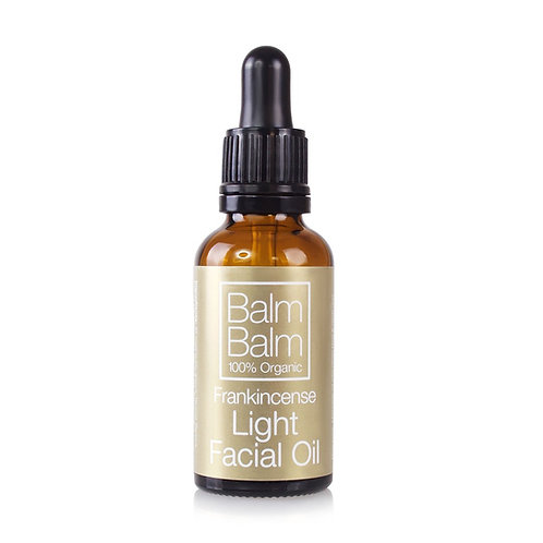 frankincense light facial oil