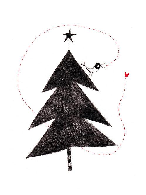Weihnachtskarte #03612 untitled