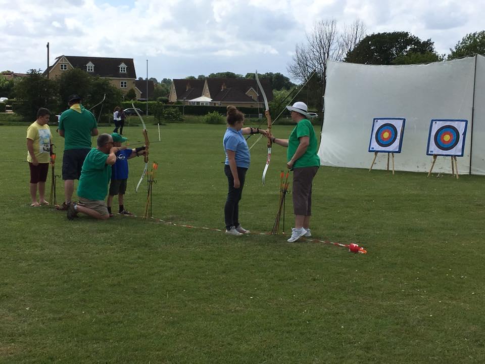 Scouts Archery