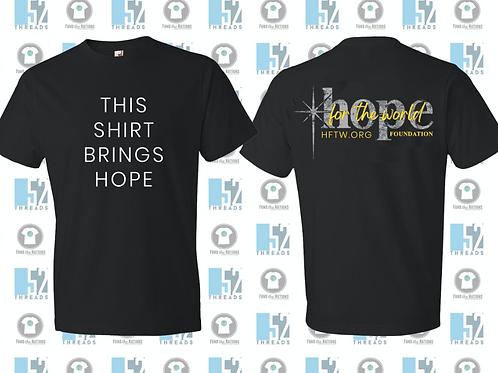 This shirt brings hope T-shirt
