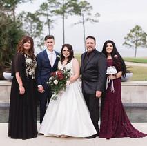 Victoria and Matthew's wedding