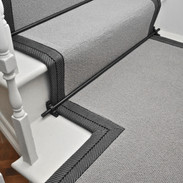 stair runner herringbone tape