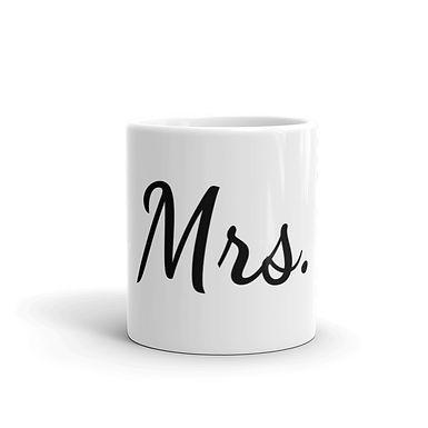 Mrs. - Mug copy