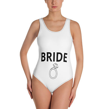BRIDE - One-Piece Swimsuit copy