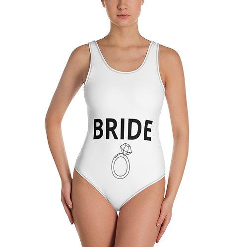 BRIDE - One-Piece Swimsuit copy