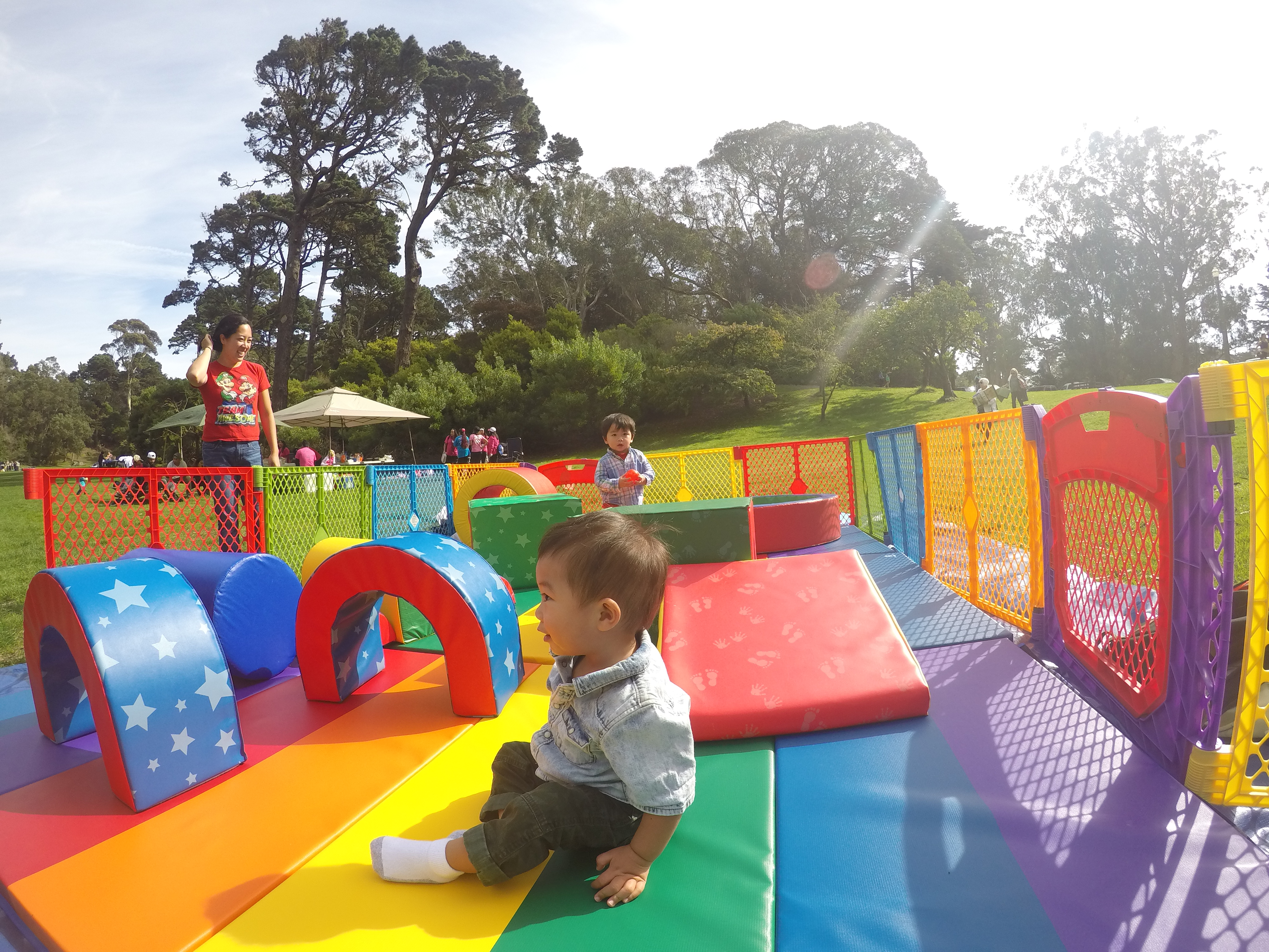 Bay Area Baby Zone Soft Play