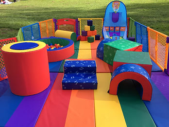 Bay Area Baby Zone Soft Play Toddler Party Rental Totally Awesome Package