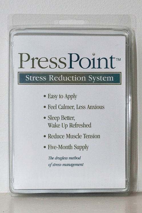 PressPoint™ - Stress Reduction System