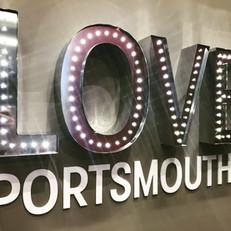 Love Portsmouth, TKMaxx