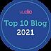 Vuelio Top 10 Badge 2021.png