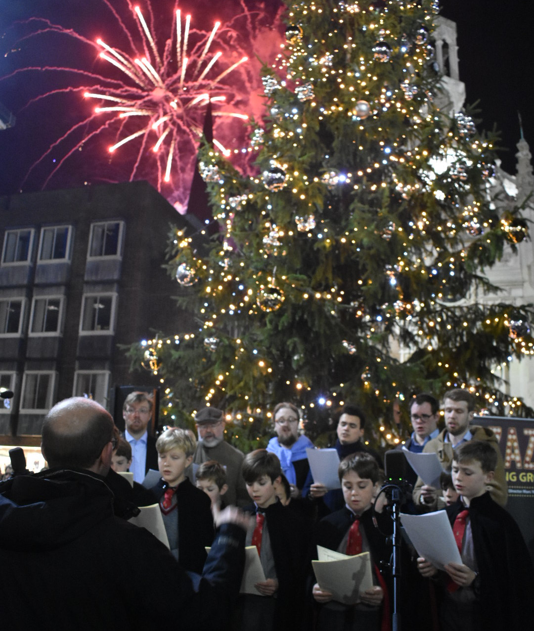 Chichester Light Switch On