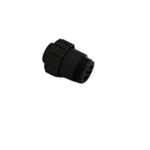 Plug, 7-pin, circular