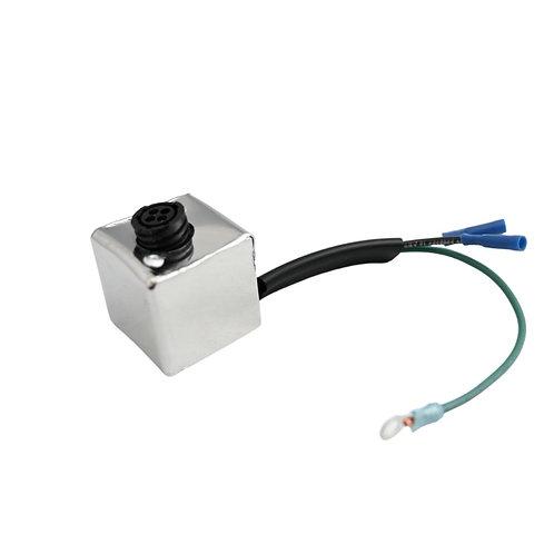 Auto Drain & Pump Kit Receptacle