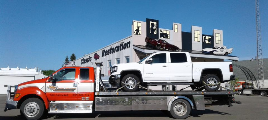 Truck Towing