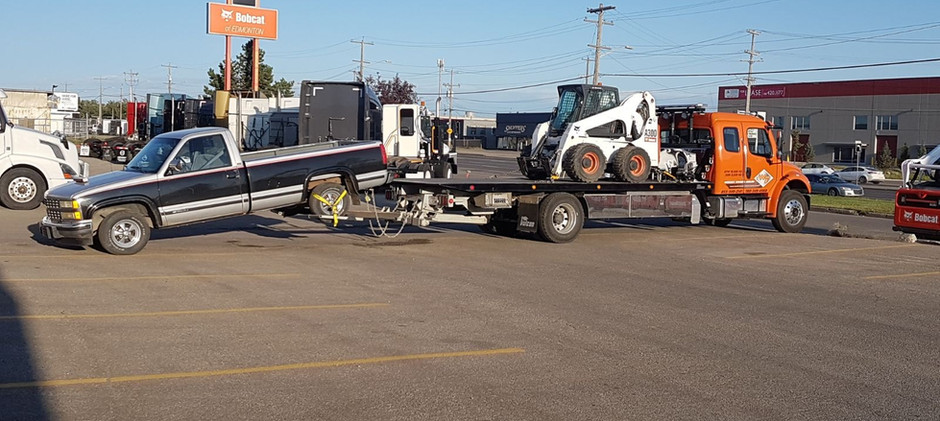 Towing and Hauling
