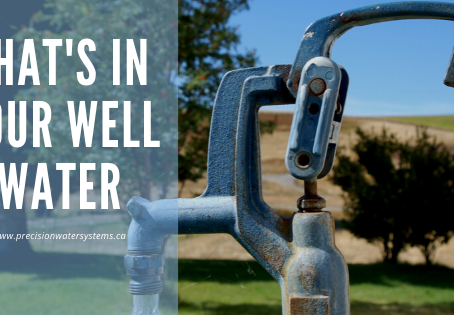 What's In Your Well Water?