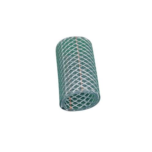 "Tubing - Braided PVC, 1-1/4"" ID x 1.5"" OD / FT"