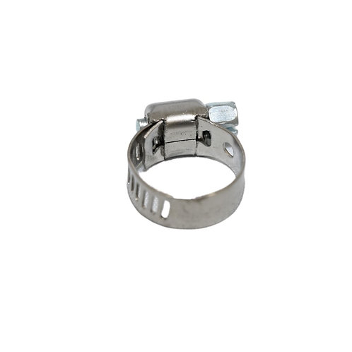 """Gear Clamp - Stainless Steel 1 1/4"""" 8-5,8-8,12-12, 12-20"""