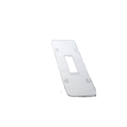 Plate - Reset, Lexan (to fit Reset #060104)