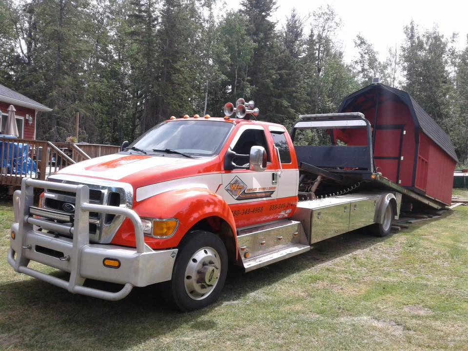 Hauling Shed