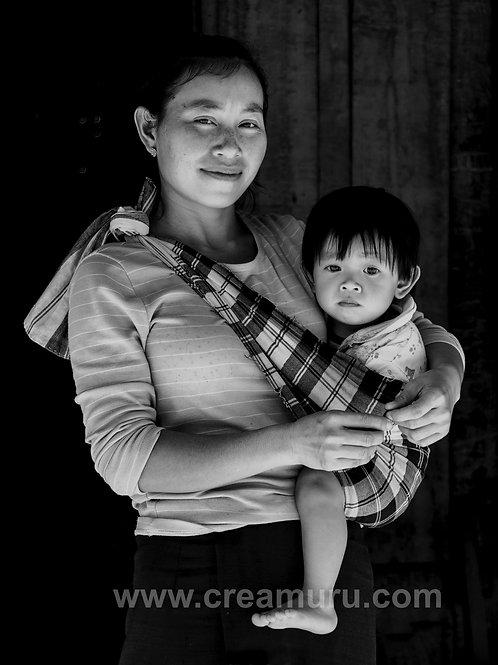 Proud Mom - Laos
