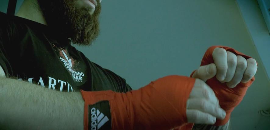 Andrea Fusi - MMA Fighter