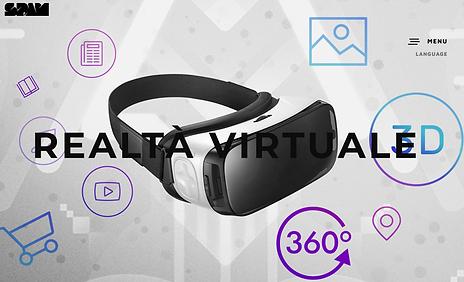 Realtà Visrtuale VR