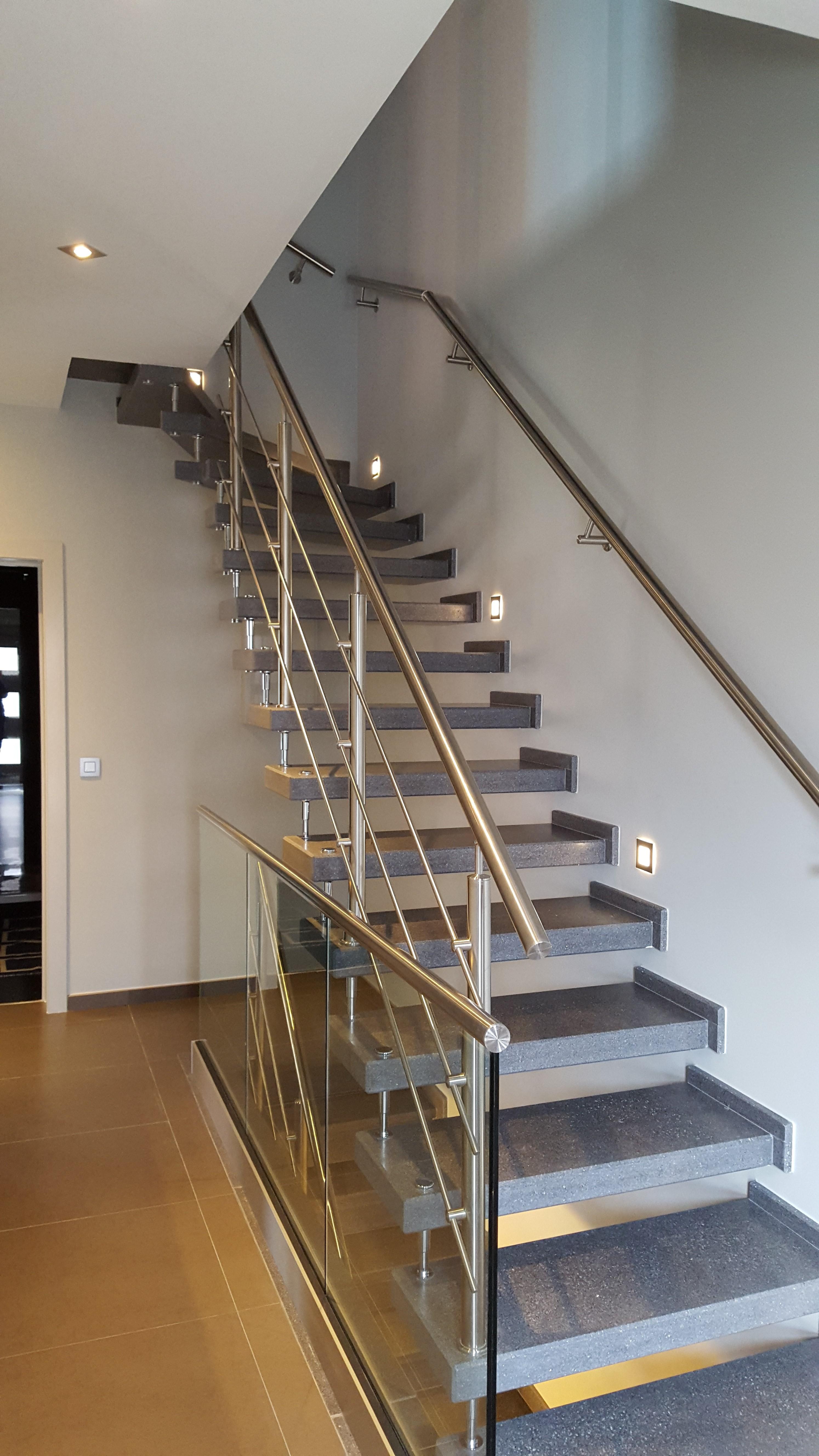 Escalier / Garde-corps