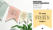 De positieve gedachtenslinger - Klasse