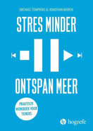 Stress minder, ontspan meer