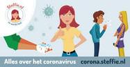 Steffie legt corona eenvoudig uit