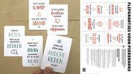 Flipkaarten voor Piekeraars - Klasse