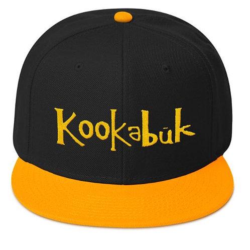 Wool Snapback Kooky Kaps