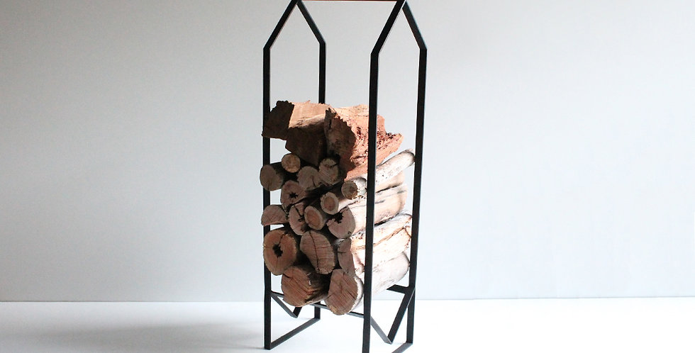 Tall Wood Stacker