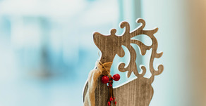 Punch up holiday decor with resale finds.