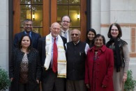Rice & Jain Community join forces to further global understanding of ancient Indian religion