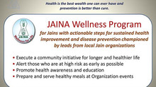 JAINA Wellness Program