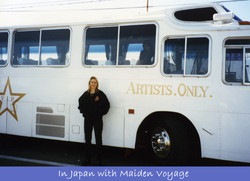 On Tour With Maiden Voyage
