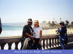 Wth Lou Bega South American Tour