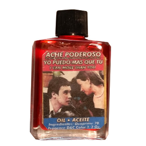 Yo Puedo Mas Que Tu/I can more than you Fragranced Oil - 0.5oz