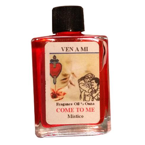 Ven A Mi/Come To Me Fragranced Oil - 0.5oz