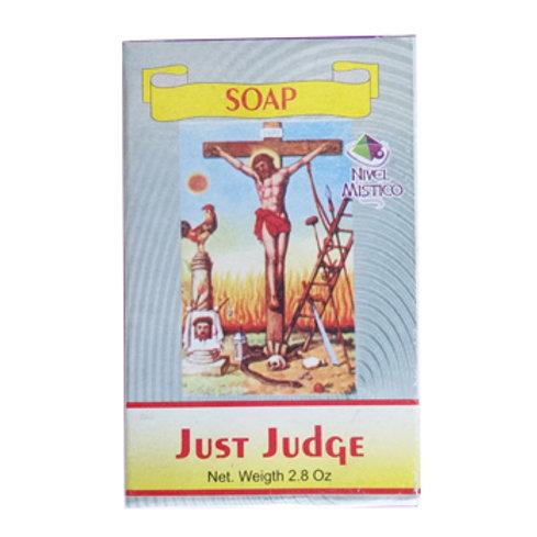 Jabon Justo Juez 2.8oz